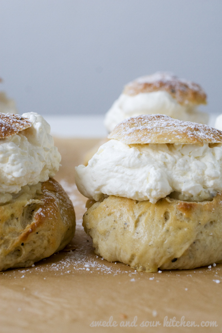 Swedish Cream Bun