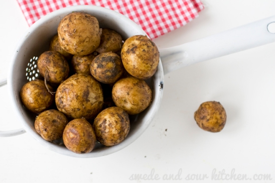 Midsummer New Potatoes